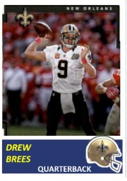 Drew Brees - QB #9